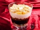 Рецепта Още по-лесен десерт в чаша